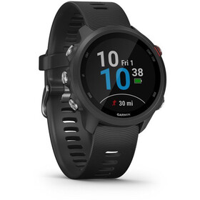 Garmin Forerunner 245 Music GPS Smartwatch black/red